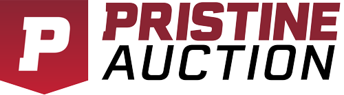Pristine auction logo